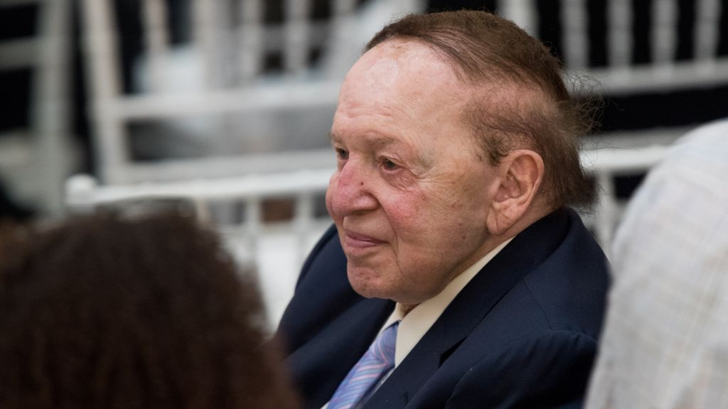 Sheldon Adelson 'disappointed and angry' at Netanyahu ...