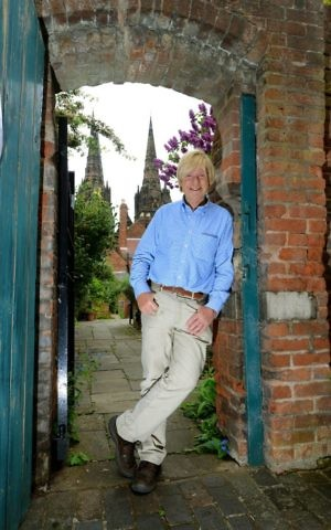 Michael Fabricant, Conservative candidate for the Lichfield Parliamentary Constituency. (Courtesy)
