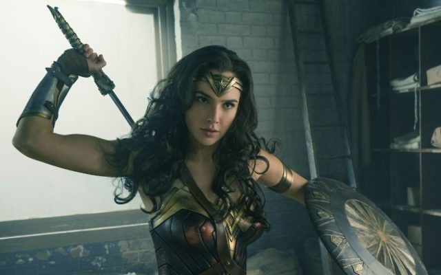 Gal Gadot in a scene from the movie 'Wonder Woman' (Clay Enos/Warner Bros. Entertainment via AP)