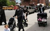 Orthodox Jews in Brooklyn, New York, June 14, 2012. (Spencer Platt/Getty Images)