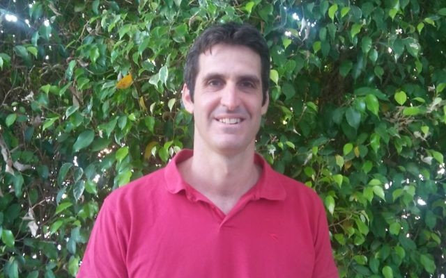 Icebow's founder, Elad Mor (Courtesy)