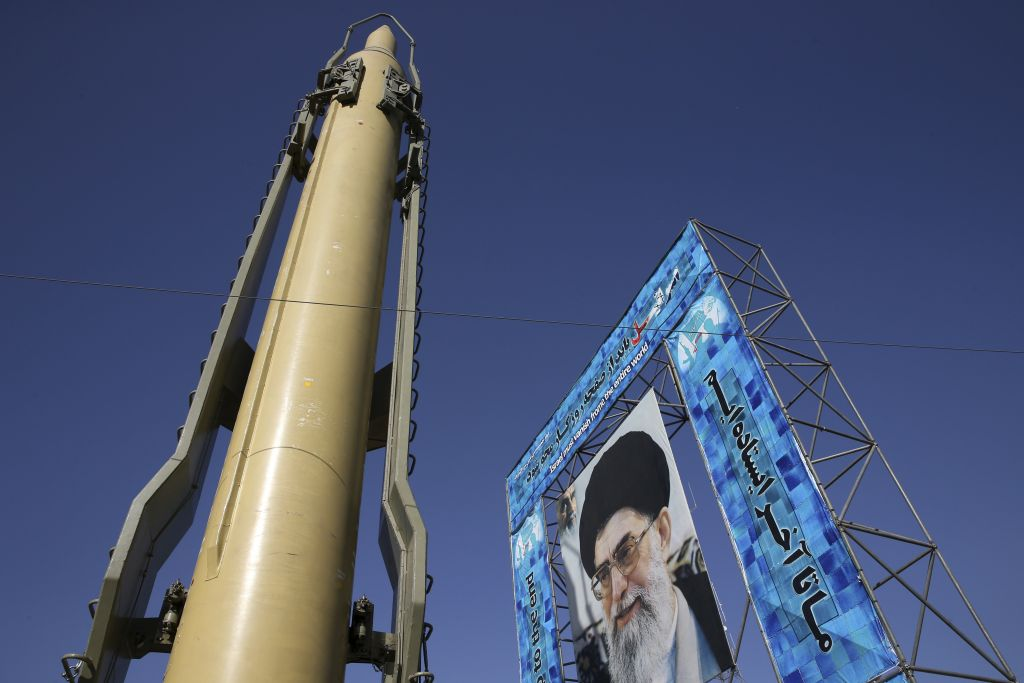 United States  top diplomat warns Iran against space launches