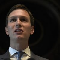 Jared Kushner speaks at a White House meeting in Washington, June 19, 2017. (AP Photo/Susan Walsh, File)
