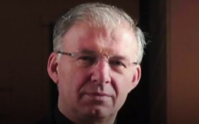 Catholic priest Mauro Inzoli. (Screen capture: YouTube)