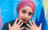 One of the Muslim Girl x Orly halal-certified nail polishes in the cosmetic company's Breathable line (Courtesy Orly)