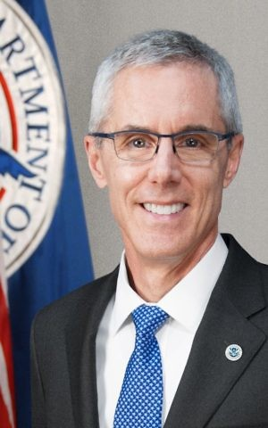 Former head of the US Transportation Security Administration, Peter Neffenger. (Transportation Security Administration/Wikimedia)