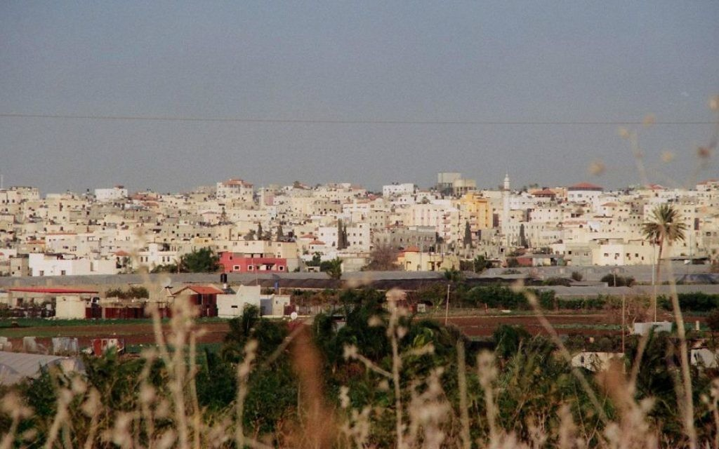 View of Qalqilya. (Wikipedia/Idobi/CC BY-SA)