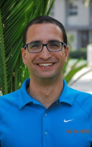 Icebow's head of business development, Sagi Katz (Courtesy)