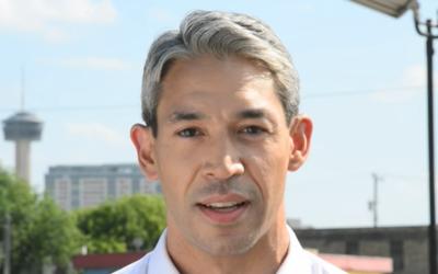 San Antonio Mayor Ron Nirenberg (YouTube screenshot/JTA)