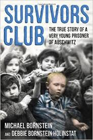 Cover of 'Survivors Club: The True Story of a Very Young Prisoner of Auschwitz' (courtesy)