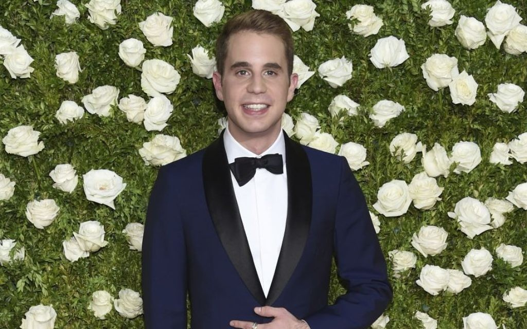 Ben Platt arrives at the 71st annual Tony Awards at Radio City Music Hall on Sunday, June 11, 2017, in New York. (Photo by Evan Agostini/Invision/AP)