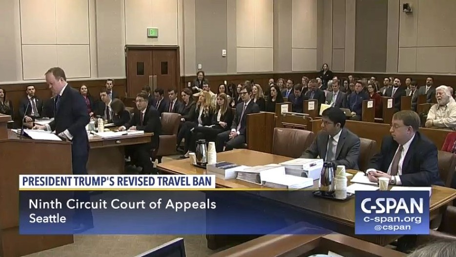 Us Court Of Appeals Seattle Travel Ban