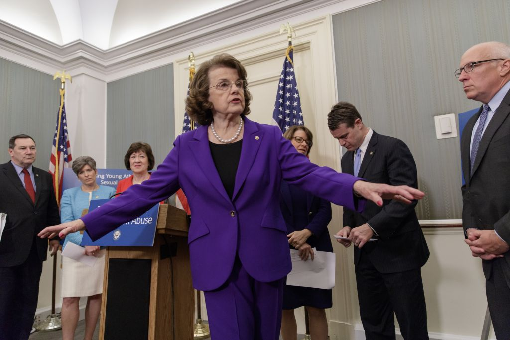 turning 84 oldest senator dianne feinstein steers clear of retirement talk the times of israel turning 84 oldest senator dianne