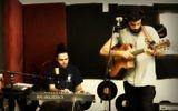 Israeli musicians Ram Vashdi and Shoval Moshon (YouTube screenshot)