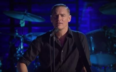 Bryan Adams in 2016 (YouTube screenshot)