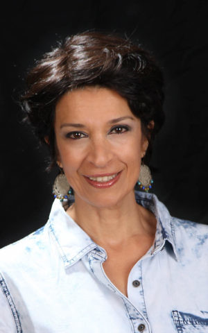 Cynthia Shamash founded Eldelala, a dating site for Mizrahi Jews. (Courtesy of Shamash/via JTA)