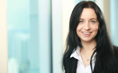 Ella Tevet, a partner at Tel Aviv based GKH Law Offices and in charge of the IP and privacy practice at the firm (Courtesy)