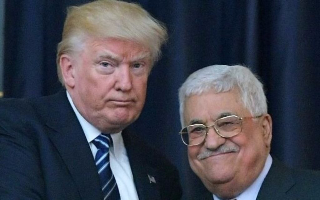 Under Trump deal, Israel said to retain security control over Palestinian state