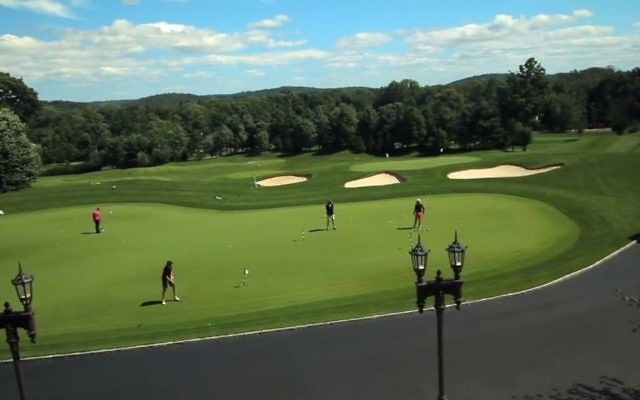 Trump National Golf Club in Westchester Country (Screen capture: YouTube)