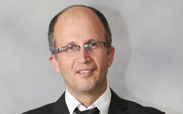 Attorney Barak Kedem (Courtesy)