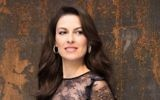 Chen Reiss, the soprano opera singer who trained in Israel, performs worldwide, and is participating in the summer master class program of the Israeli Opera (Courtesy Chen Reiss)