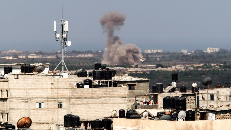 NYT Report: Israel Carried Out Airstrikes in Sinai to Help Egypt