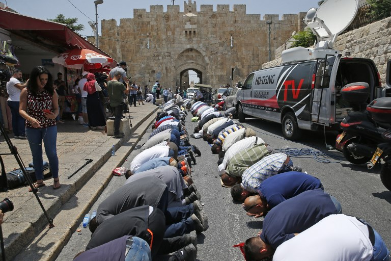 Waqf Urges Muslims To Boycott Temple Mount Over Metal
