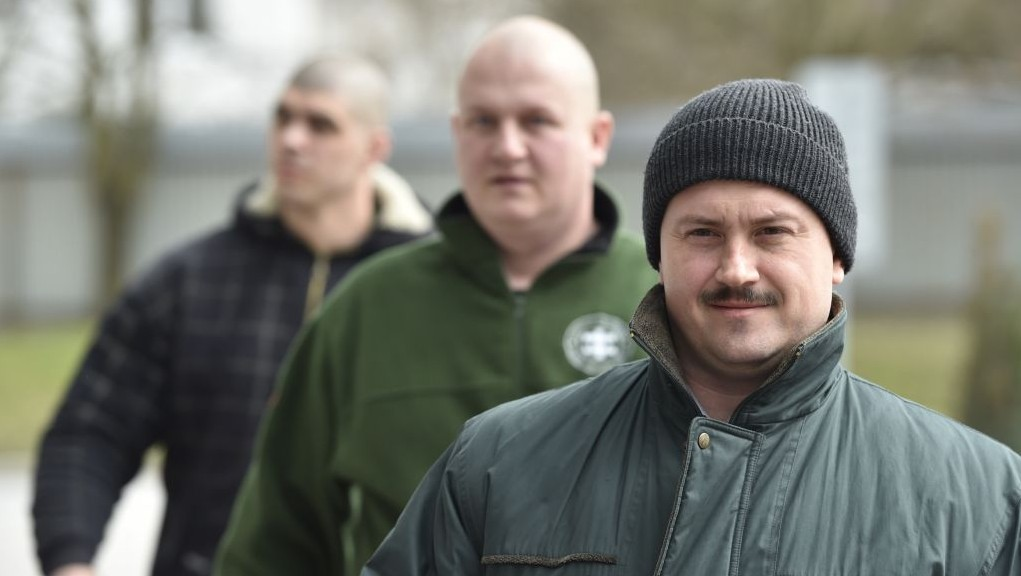 Slovak far-right leader charged with using neo-Nazi symbols | The