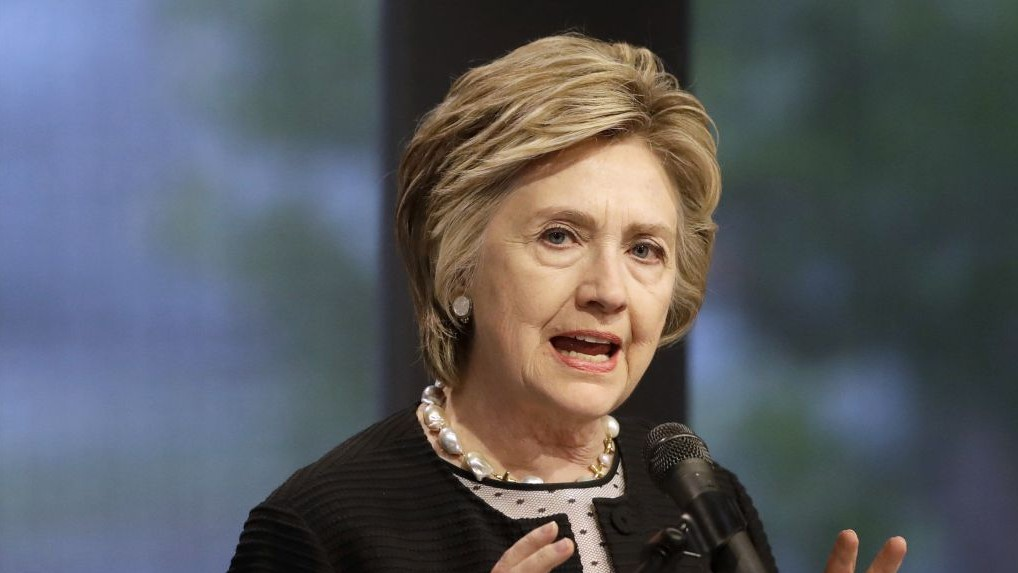 Hillary Clinton says she's 'done with being a candidate'