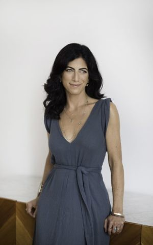 Amy Abrams has worked as a xx and xx, and co-founded Artists & Fleas with her husband, Ronen Glimer (Courtesy Amy Abrams)