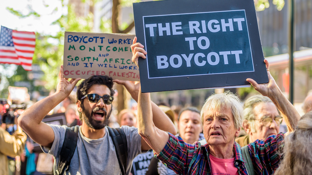 Aclu Sues Education Officials On Behalf >> Aclu Sues Over Kansas Law That Targets Israel Boycotts The Times