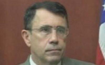 Derek Harvey. (Public Domain, US Department of Defense, Wikipedia)
