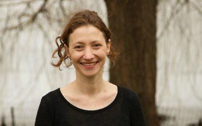 jGirls founder Elizabeth Mandel (David Rotbard)