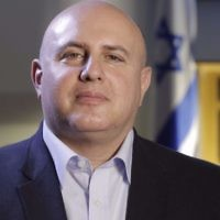 Eviatar Matania, head of Israel's National Cyber Bureau and National Cyber Directorate (Courtesy)