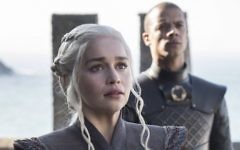 Emilia Clarke as Daenerys Targaryen in the seventh season of 'Game of Thrones' (Macall B. Polay/HBO)