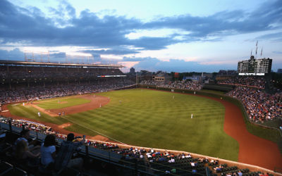 Wrigley Field on June 24, 2014. (Jonathan Daniel/Getty Images)