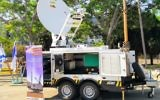 Israeli army's new satellite user friendly terminal (IDF Spokesperson Office)