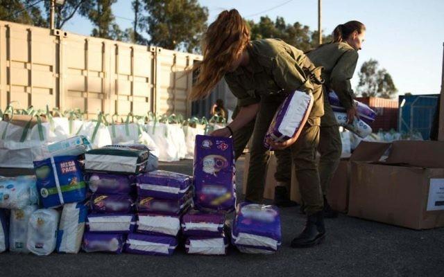 Israel oferece ajuda ao Líbano