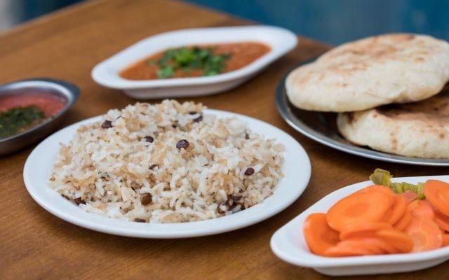 Rice dish - Erez restaurant, Tel-Aviv (Kfir Harbi for Bitemojo)