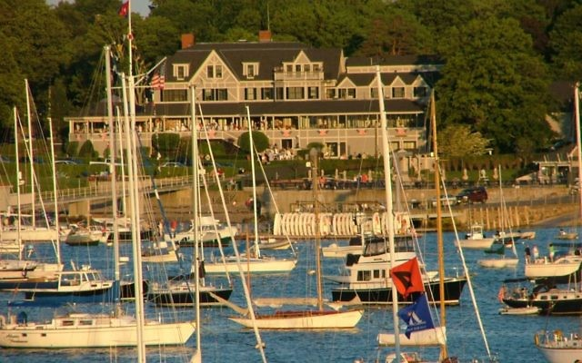 Illustrative image of Marblehead Eastern Yacht Club in Marblehead, Massachusetts. (CC BY-SA joefrogger, Wikimedia commons)