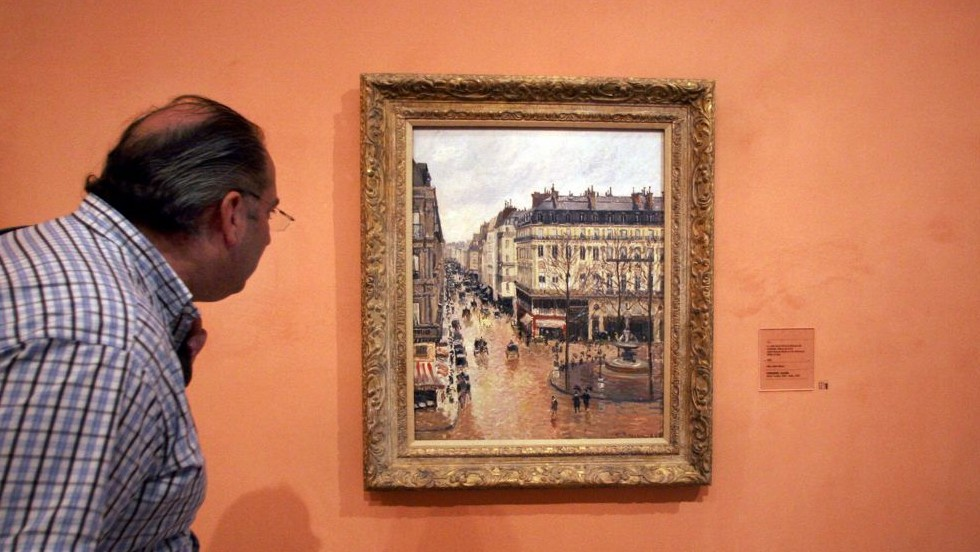 Image result for cassirer pissarro