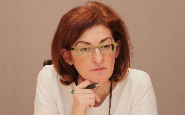 Spanish politician and EU lawmaker Maite Pagazaurtundúa in 2016. (CC BY-SA, Cpsgregorio, Wikimedia commons)