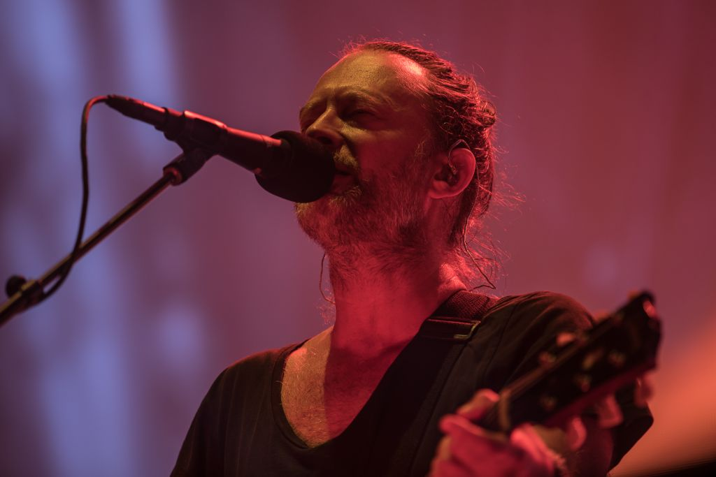 With longest concert in 11 years, Radiohead shows it does belong ...