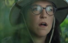 Mayim Bialik stars as an anthropologist in a new commercial for SodaStream. (Screen capture/YouTube)
