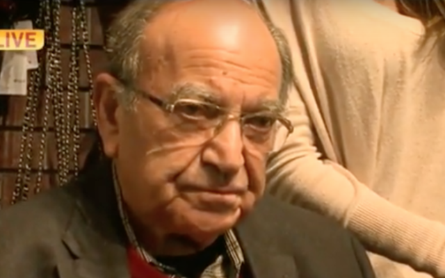 Marty Sklar (YouTube screenshot)