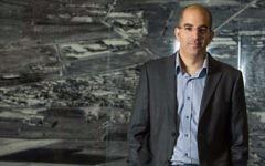 Cyberbit CEO Adi Dar (Courtesy, Gilad Kawalchik)