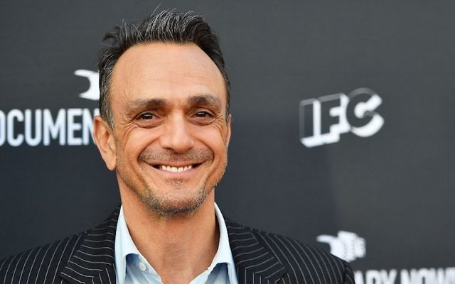 """Hank Azaria arriving at the FYC event for IFC's """"Brockmire' and Documentary Now!"""" at the Saban Media Center in North Hollywood, Calif., May 31, 2017. (Matt Winkelmeyer/Getty Images)"""
