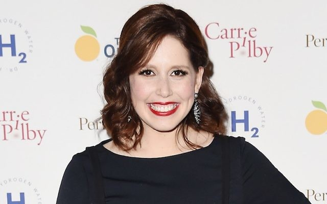 """Vanessa Bayer attending the """"Carrie Pilby"""" New York screening at the Landmark Sunshine Cinema, March 23, 2017. (Nicholas Hunt/Getty Images)"""