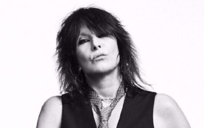 Chrissie Hynde and The Pretenders will play in Tel Aviv on September 23, 2017 (Courtesy Chrissy Hynde)