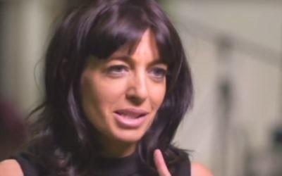 BBC star Claudia Winkleman (Youtube screenshot)